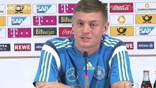 Neuer Lebensabschnitt: Toni Kroos hat die Bayern abgehakt