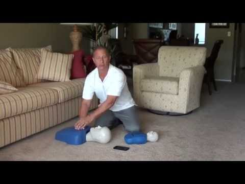CPR Instructional Video 2016