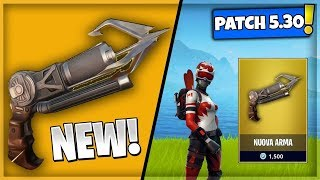🔴 LIVE FORTNITE - STA COMING the NEW PATCH 5.30 and the RAMPINO!