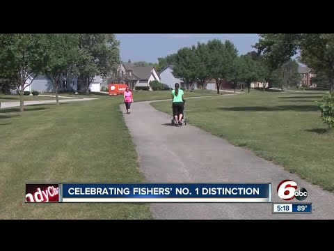 Fishers named No. 1 place to live in U.S. by Money magazine