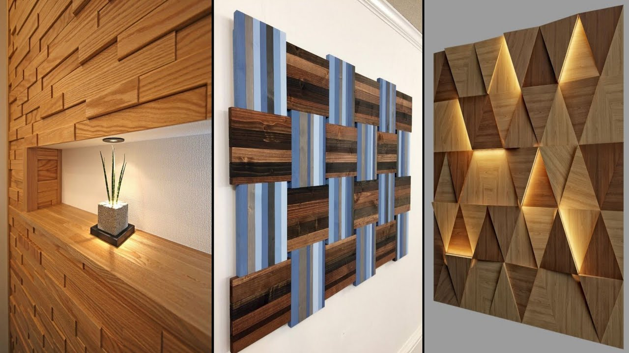 75 Wooden Wall Decorating Ideas Wooden Interior Wall Design For Living Room 2020 Youtube
