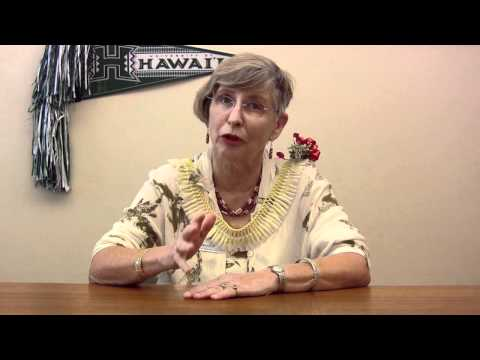 Virginia Hinshaw Endorses the Obama Presidential Library in Hawaii