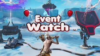 FORTNITE EVENT WATCH - GREASY GROVE & MOISTY MIRES RETURNING - PANDORA GETTING REMOVED
