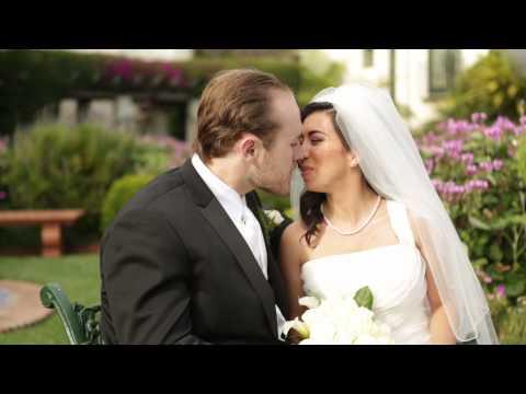 Cynthia + Peter's Wedding in Santa Barbara