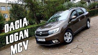 Dacia Logan MCV (2017) 1.0L SCe / 73KM - test, recenzja, review pojemnego kombi z maleńkim sercem