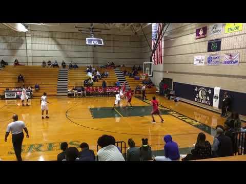 2017 11 25 Girls Varsity Basketball Holly Springs vs Jacksonville