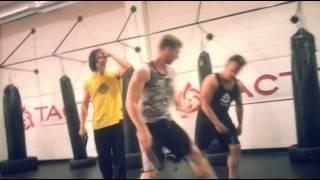 Krav Maga Training At Tactix Gym Vancouver BC
