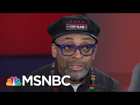 Spike Lee On 'Chi-raq' And Mayor Emanuel | All In | MSNBC