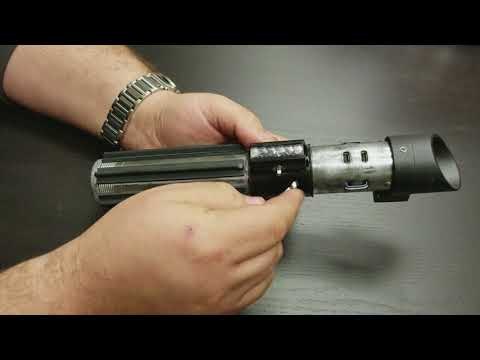 VDR - ESB and ANH Lightsaber Access Instructional