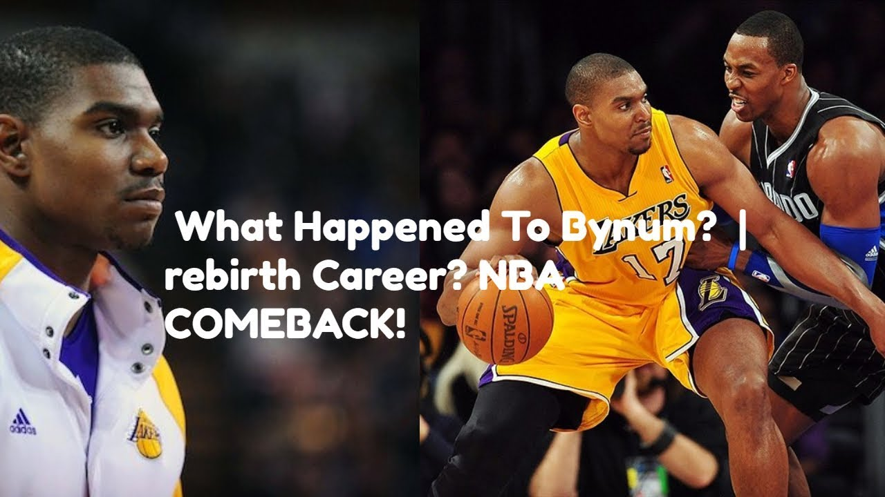 db774bd0725 Should Lakers Sign Andrew Bynum | NBA COMEBACK! - YouTube