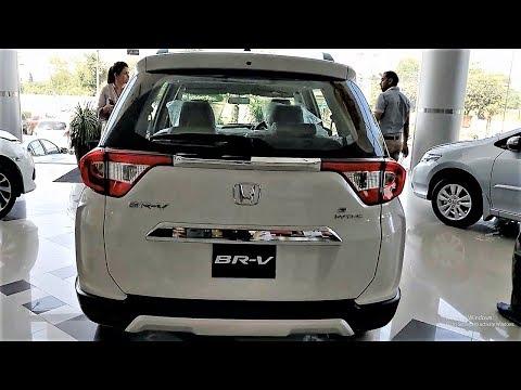2017 Honda BRV 1 5 Pakistan Exterior Interior Review - YouTube