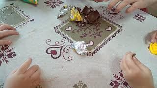 Опять Гоня, три кота, Чупа чупс шоколадное яйцо