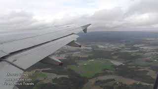 Takeoff From Oslo Gardermoen Airport To London Heathrow
