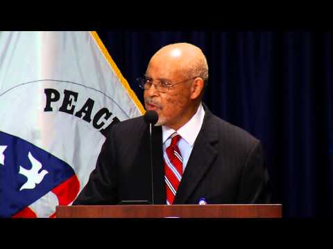 The Honorable James A. Joseph - 2010 Peace Corps Franklin H. Williams Director's Award