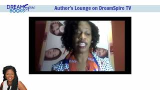 Author's Lounge on DreamSpire TV -Lashone Grimes Reading