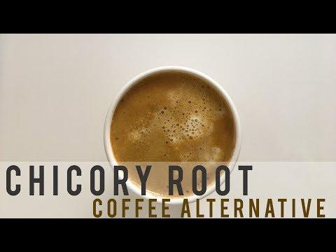 Coffee Alternative Chicory Root Drink Recipe