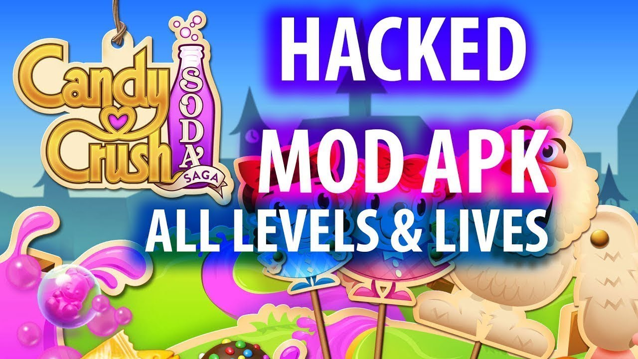 candy crush soda mod apk latest version free download