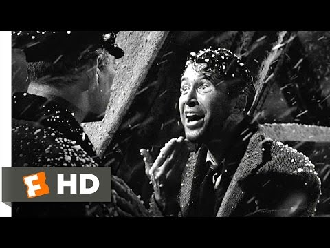 Back To Life, Back To Reality - It's a Wonderful Life (8/9) Movie CLIP (1946) HD