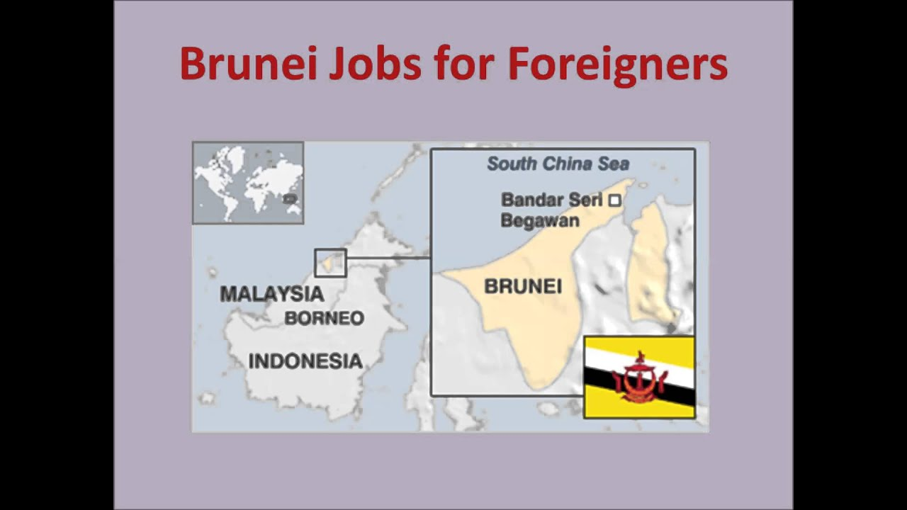 Brunei Jobs for Foreigners - YouTube