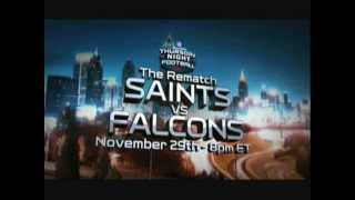 Saints vs Falcons - The Rematch Theme Song