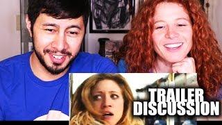 BUSHWICK   Dave Bautista   Trailer Discussion w/ Nina Storey!
