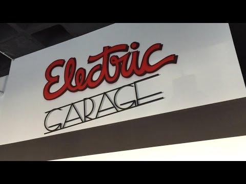 Electric Garage en Barcelona