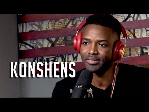 Konshens talks Mr. Vegas & Popcaan+  Dance Hall Influence on Drake & Bieber!