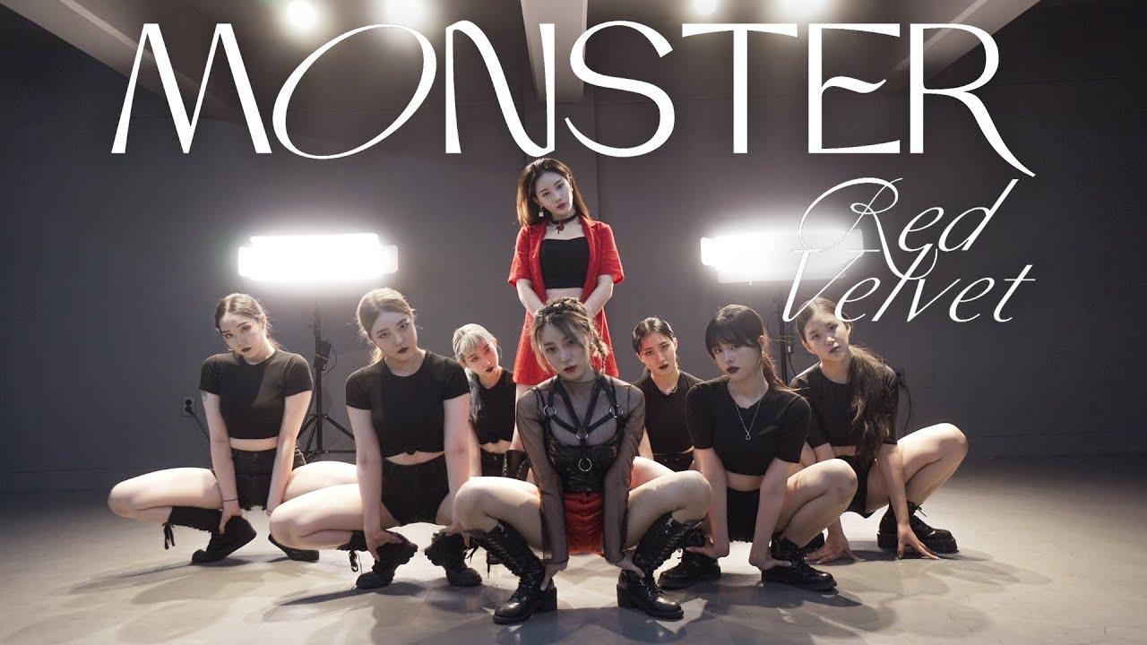 댄스팀 Aighty9 (에이티나인) ' IRENE & SEULGI - Monster ' Dance Cover / J_MIN X Ruby