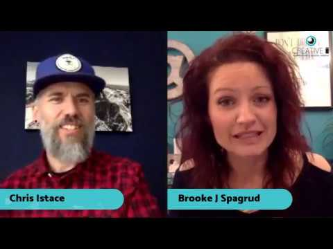 Ep 2 Creative Coffee Cafe: Instagram Storytelling on  feat. Chris Istace and Brooke J Spagrud