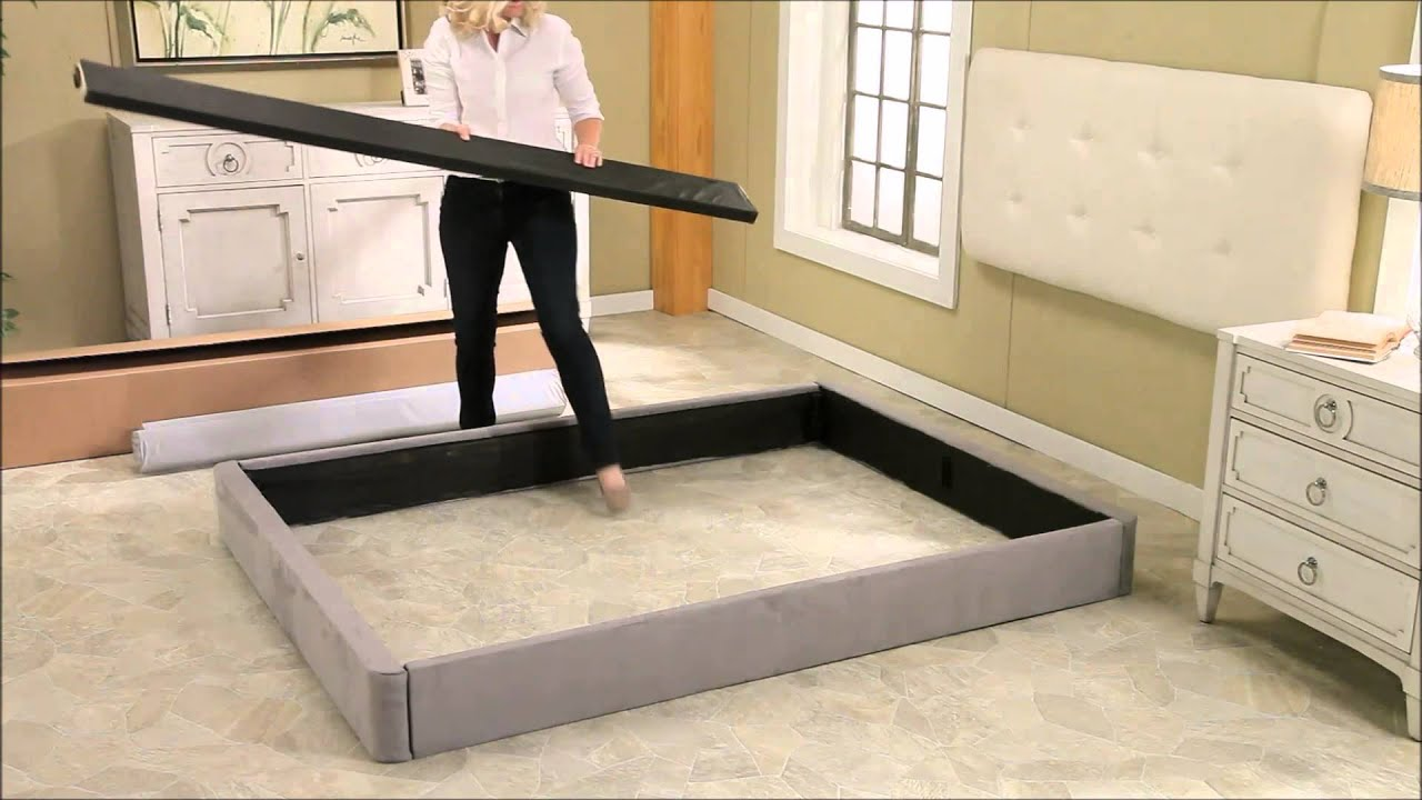 Mattress With Box Springs And Bed Frame