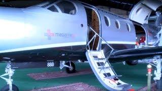Flying Doctors Medanta