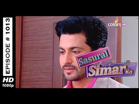 Sasural Simar Ka - ससुराल सीमर का - 1st November 2014 - Full Episode (HD)