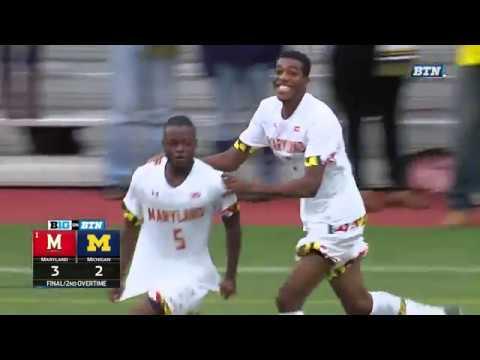Maryland at Michigan - Men