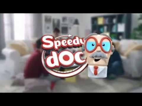 Vidéo Spot TV Speedy Doc (Lansay)