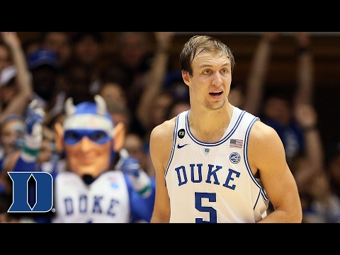 Luke Kennard: Duke's Best Player All Year Long