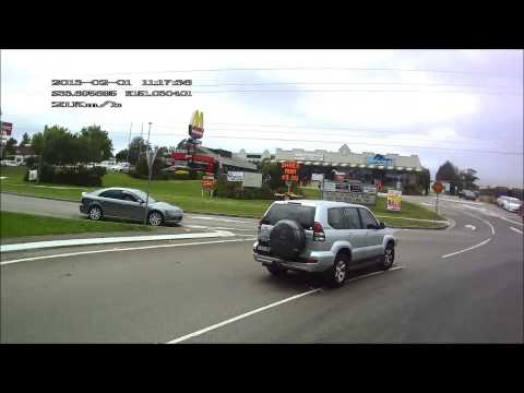 Local Idiot Driver Dural NSW