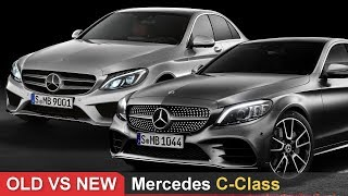 Old Vs New Mercedes C Class ► See The Differences