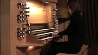 パイプオルガン 小フーガト短調 青山学院大学 Fugue in G minor BWV 578 J.S. Bach