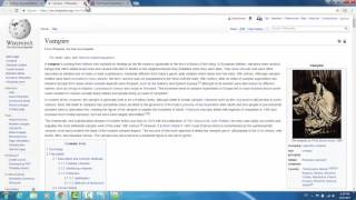 Wikipedia: Editing Basics (Visual Editor)