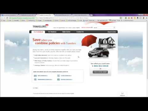 Car and Home Insurance Quotes Bundle