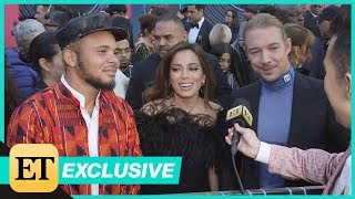 Latin GRAMMYs 2018: Watch Anitta Adorably Crash Diplo's Interview! (Exclusive)
