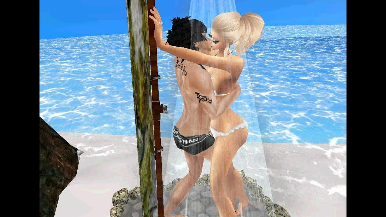 [JS] Kiss Shower Beach - YouTube
