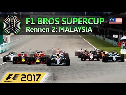 F1 2017 | LIGARENNEN MALAYSIA - S5 #2 - Goodbye Sepang, hallo Supercup! | F1 Bros League