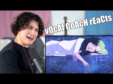 Vocal Coach Reacts to Billie Eilish - my future