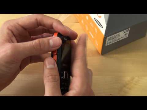 Samsung E1130 Test Erster Eindruck