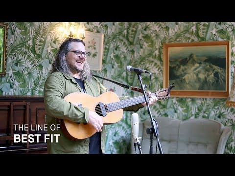 "Jeff Tweedy performs ""Let's Go Rain"" for The Line of Best Fit"