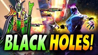 EPIC BLACK HOLES! - TIGERS vs GAMBIT - KL MAJOR DOTA 2
