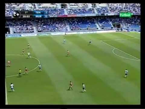 Kabous Ténérife / Real Murcia 2eme partie