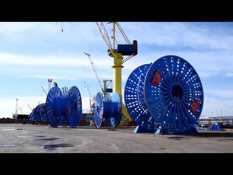 Liquefied Natural Gas Terminal Engineering