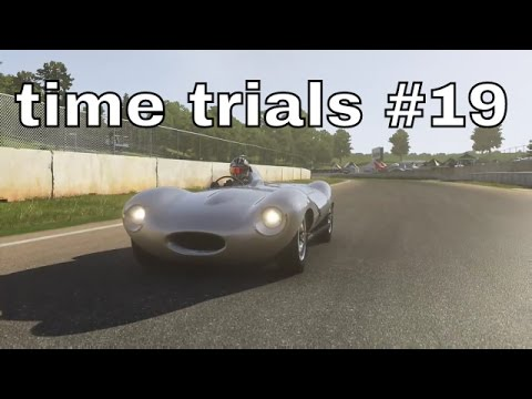 Forza Motorsport time trials #19